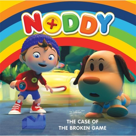 Noddy The Case Of The Broken Memory Game