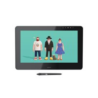 """Wacom Cintiq Pro 16"""" Creative Pen Display with Link Plus, Graphic Drawing Tablet with 4K Screen (DTH1620AK0)"""