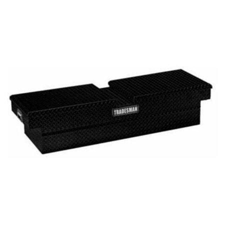 Tradesman Full-size Truck Dual Lid Steel Cross Bed Tool Box - Black -  Walmart.com 22ccc1722