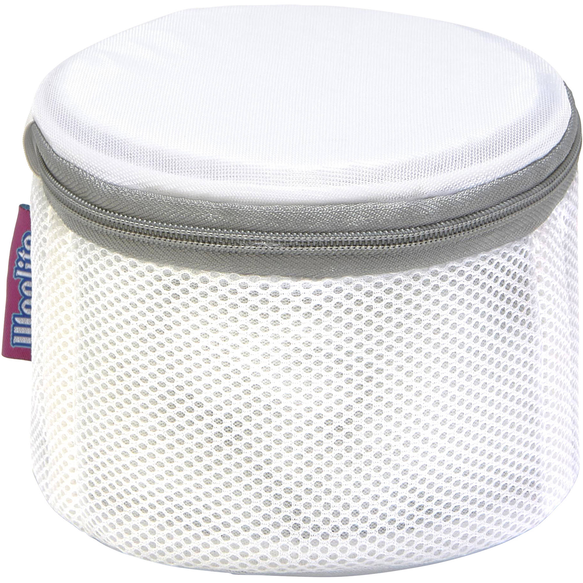 "Woolite Sanitized Mesh Wash Bra Bag, 6.25"" Round"