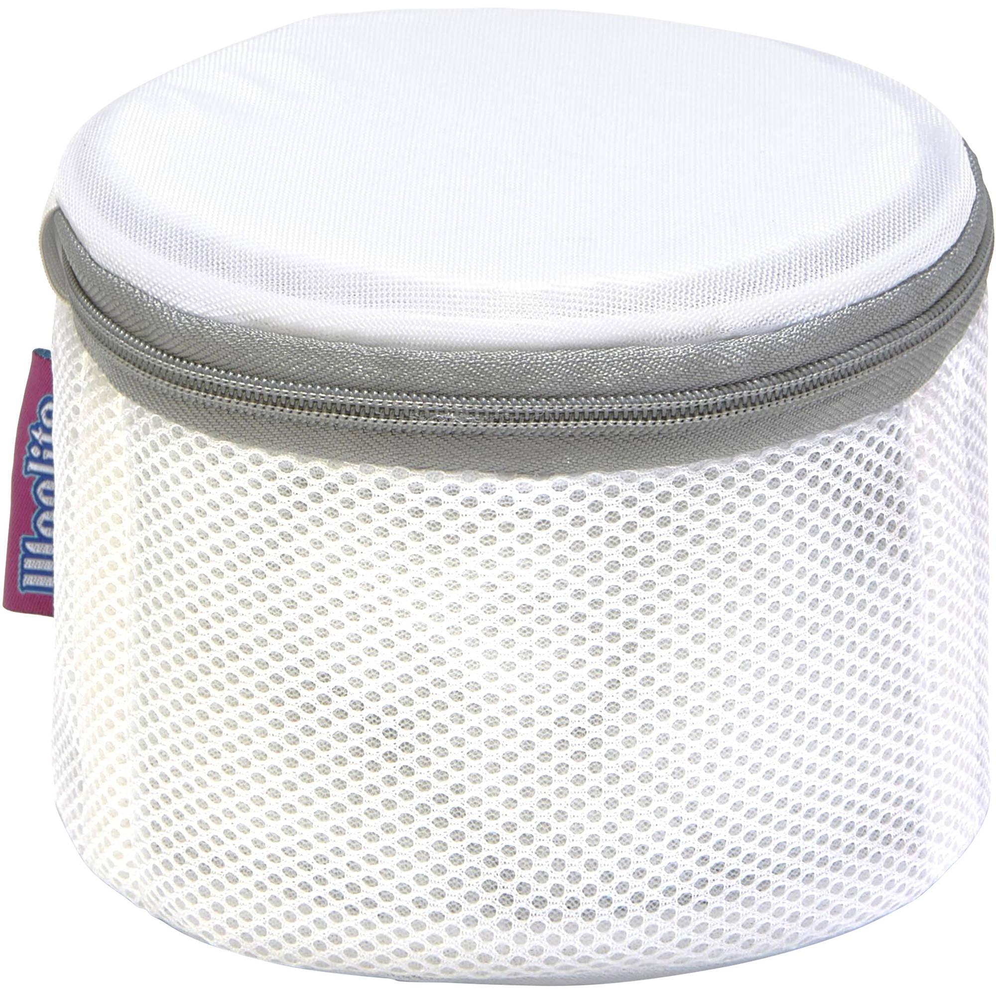 """Woolite Sanitized Mesh Wash Bra Bag, 6.25"""" Round"""