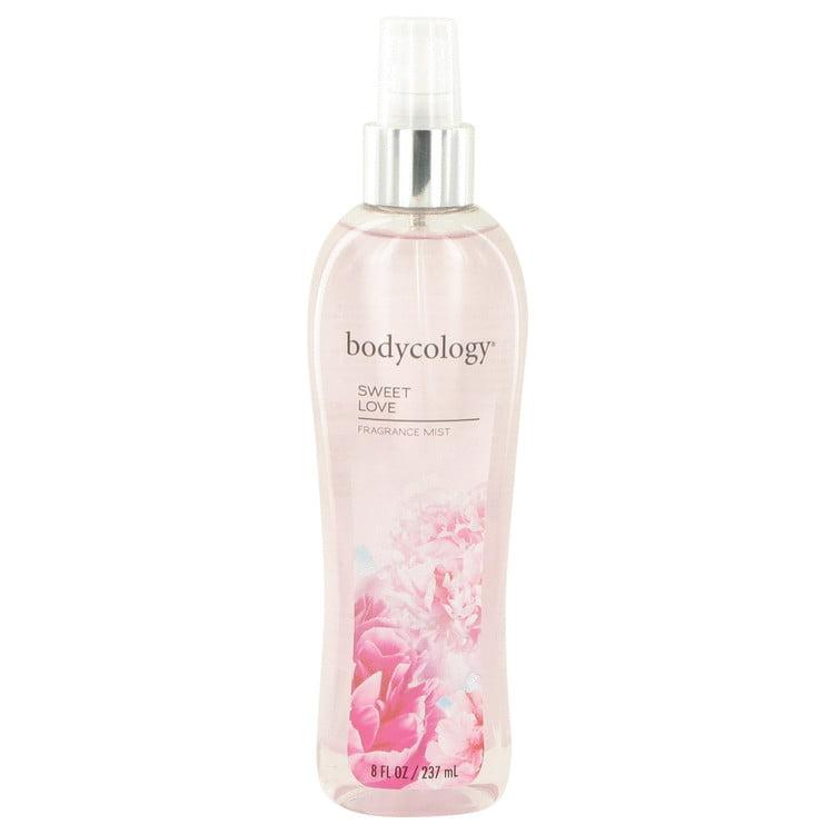 Bodycology Bodycology Sweet Love Fragrance Mist Spray for Women 8 oz
