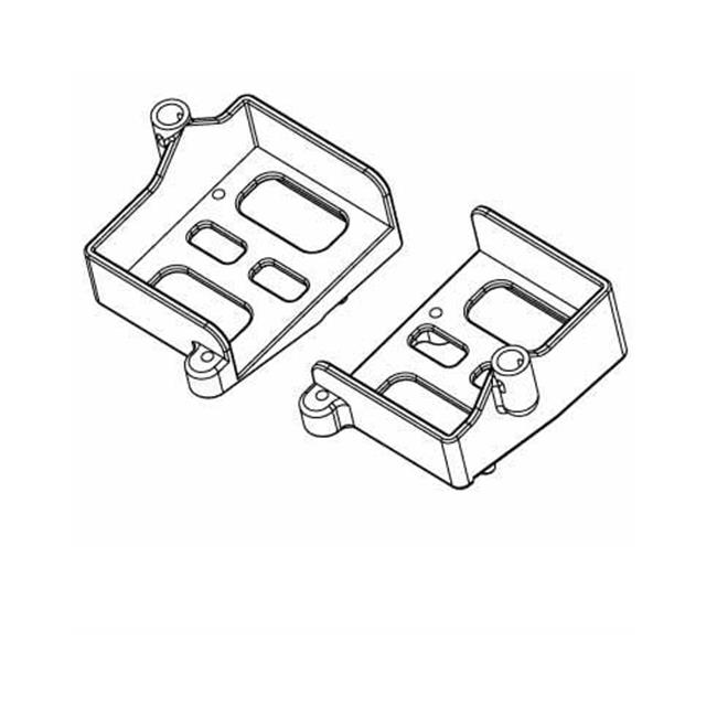 Redcat Racing BS803-008 Right Battery Tray