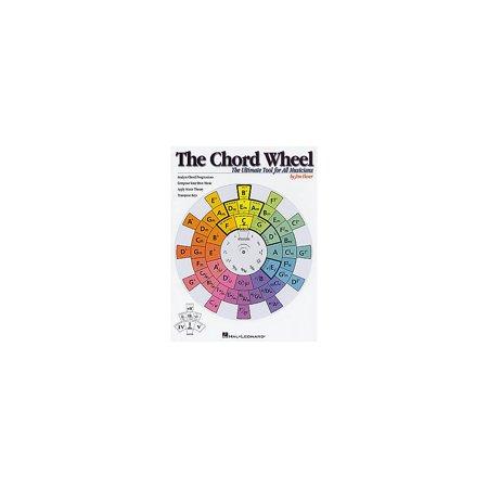 Hal Leonard The Chord Wheel Walmart