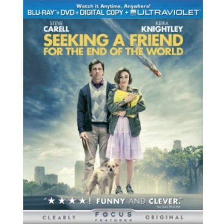 Seeking A Friend For The End Of The World  Bluray   Dvd   Digital Copy   With Instawatch   Widescreen