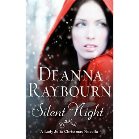 Silent Night: A Lady Julia Christmas Novella - eBook ()