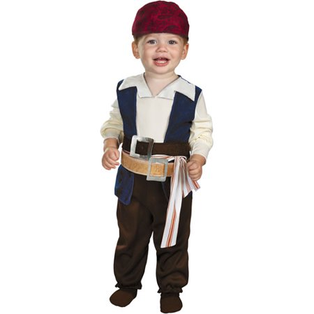 JACK SPARROW 12-18 MONTH](Official Jack Sparrow Costume)