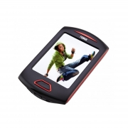 """NAXA Portable Media Player W/ 2.8"""" Touch Screen, Built-In..."""