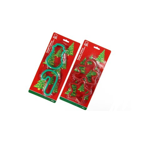 Christmas Design Assorted Shape 3.75