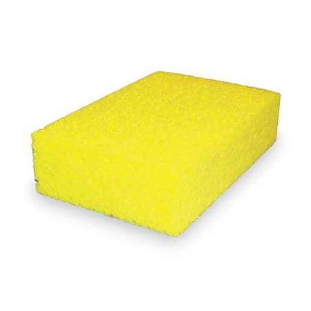 12 Wide Yellow Sponge (Tough Guy 2NTH5 Yellow cellulose Sponge )