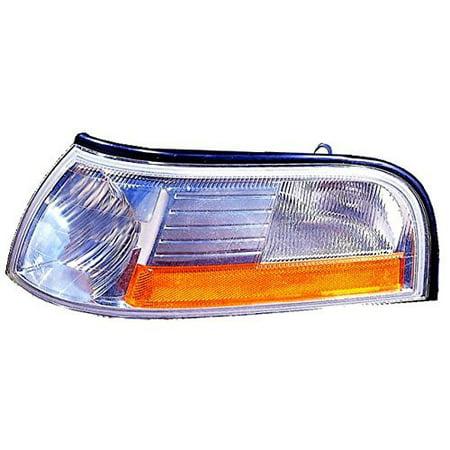 Mercury Grand Marquis 03-05 Parking Signal Side Marker Lamp Light 3W3Z13201Aa Lh, By AUTOANDART from USA
