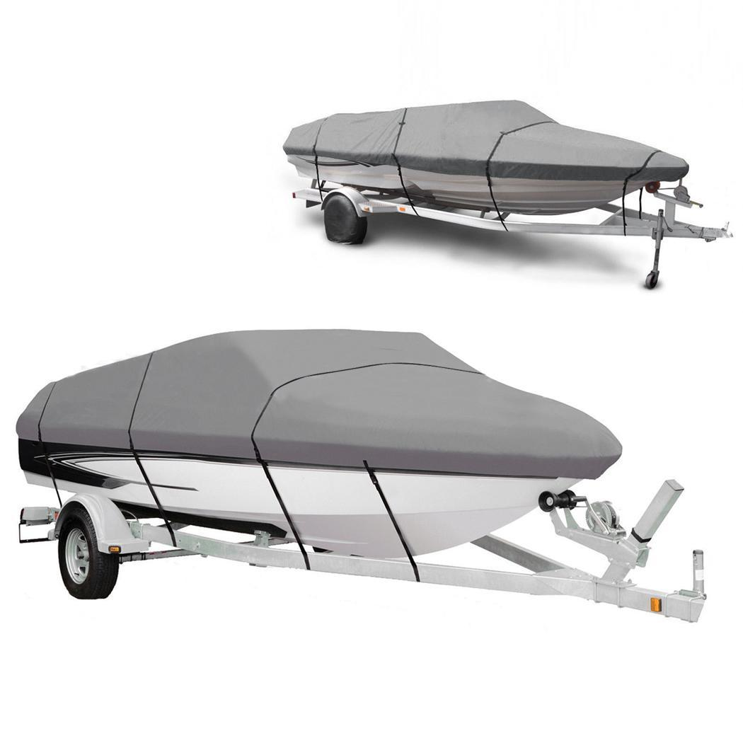 17-19ft Waterproof Boat Cover Ship Speed boat With Carrying Bag WIMA by