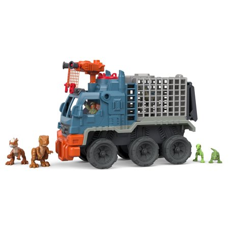 Fisher-Price Imaginext Jurassic World Dinosaur Hauler Giftset