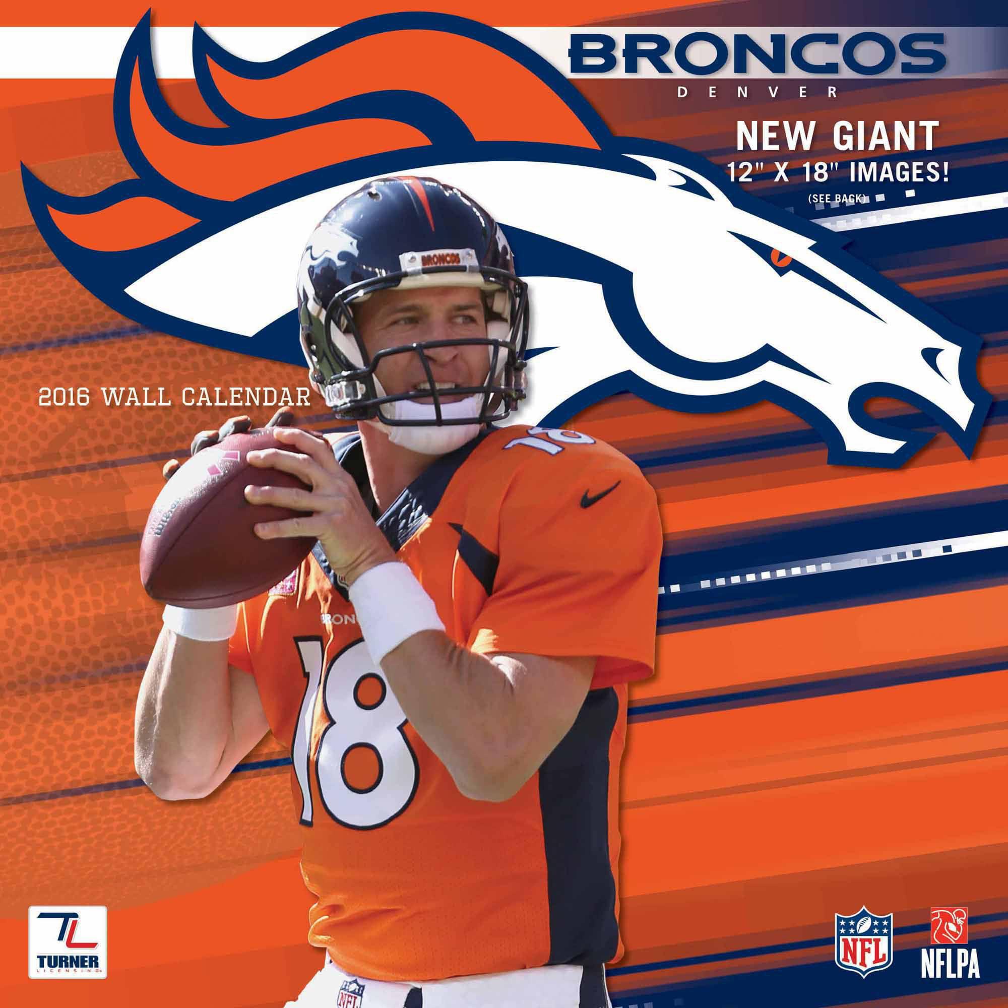 Fanmats Seattle Seahawks 3 Ft X 6 Ft Football Field: 13 Floors Denver Broncos