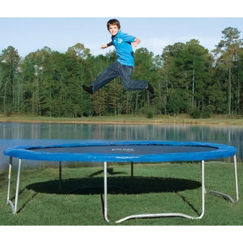 Pure Fun 14-ft. Trampoline with Optional Enclosure