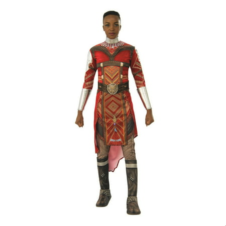 Wakanda'S Dora Milaje (Black Panther Movie) Halloween Costume (Best Movie Character Costumes)