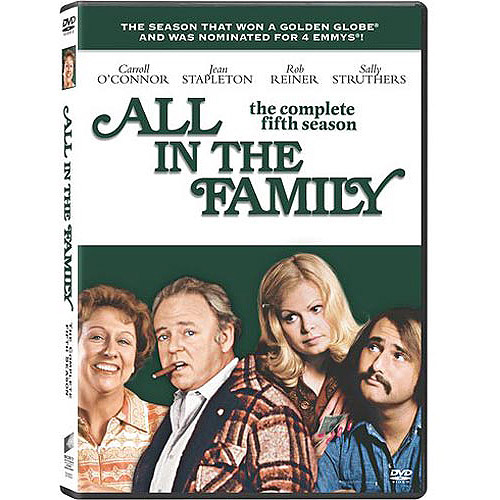 All in the Family: The Complete Fifth Season by COLUMBIA TRISTAR HOME VIDEO