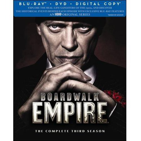 Boardwalk Empire  The Complete Third Season  Blu Ray