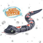 Robo Alive Slithering Snake Battery-Powered Robotic Toy by ZURU (Color may vary)
