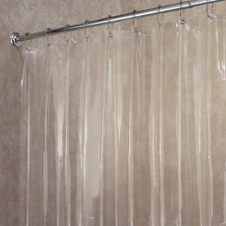 Interdesign Vinyl 4 8 Shower Curtain Liner