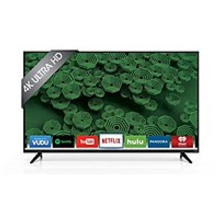 Vizio D55U-D1 55-inch 4K Ultra HD LED Smart TV – 3840 x 2160 – (Refurbished)