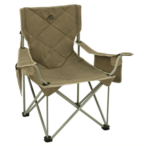 Alps Mountaineering Outdoor 8140314 King Kong Camping Chair Khaki