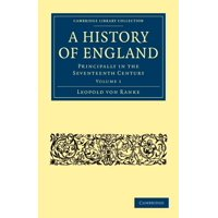 A History of England - Volume 1