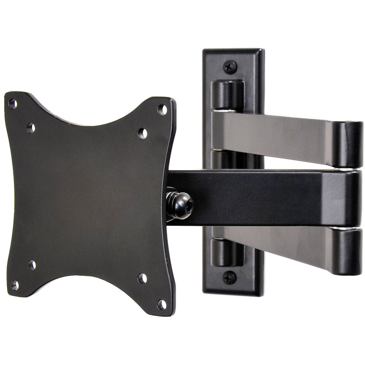 Videosecu Articulating Tv Wall Mount Bracket For Sansui 19 29 Led Tilt Swivel Sled1937 Sled2237 Sled2400 Sled2800 Bj9