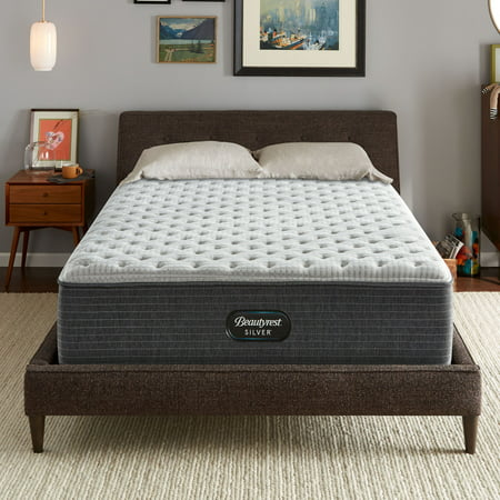 Beautyrest Silver BRS900-C Extra Firm Queen Mattress Set