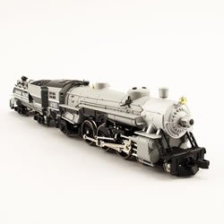 MODEL POWER 87435 4-6-2 Pacific w/Vandy Coal Tender UP Grey Goose N