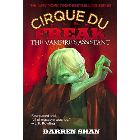 Cirque Du Freak #2: The Vampire's Assistant : Book 2 in the Saga of Darren