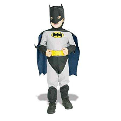 uhc batman dc comics superhero toddler kids fancy dress halloween costume, - Fancy Dress Costumes Children
