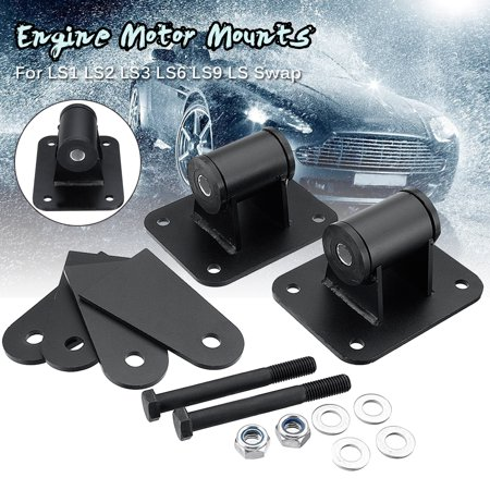 Universal Engine Motor Mount For LS1 LS2 LS3 LS6 LS9 LS Conversion on