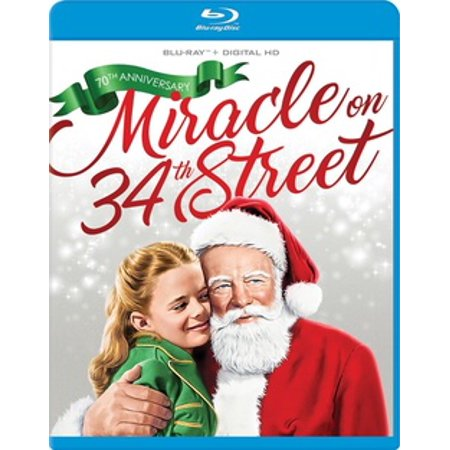 Miracle On 34th Street (Blu-ray) (Its A Wonderful Life Miracle On 34th Street)