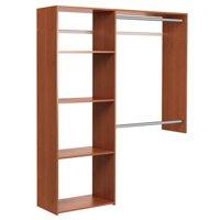 Easy Track 36''W - 60''W Shelving Closet System