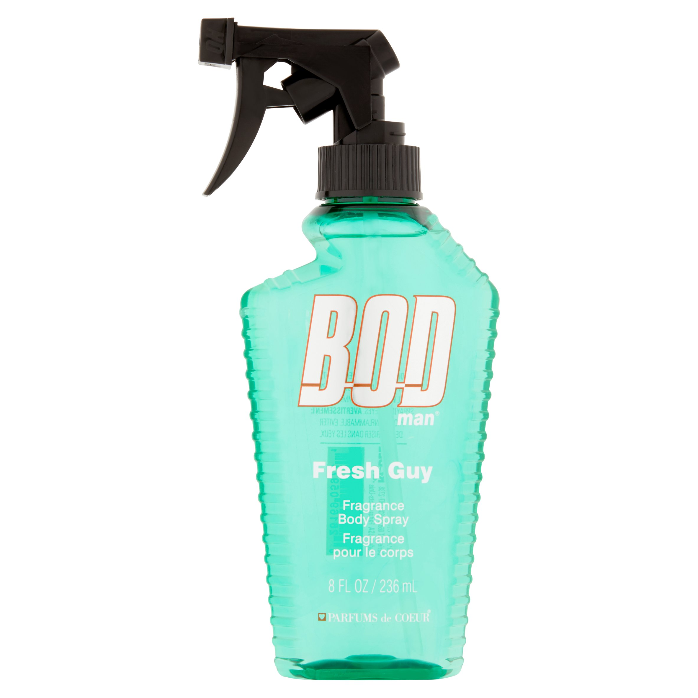 Bod Man Fresh Guy Body Spray, 8oz