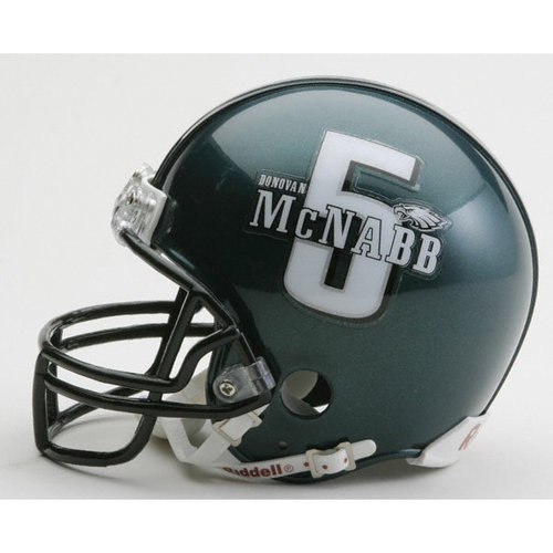 NFL - Donovan McNabb Philadelphia Eagles Riddell Mini Helmet