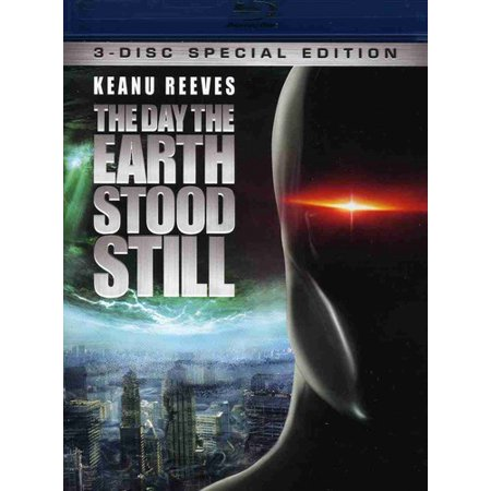 The Day the Earth Stood Still (Blu-ray + Digital (The Day The Earth Stood Still Subtitles)