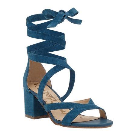 9cfeec47b196 Sam Edelman - Women s Sam Edelman Sheri Ankle Toe Sandal - Walmart.com