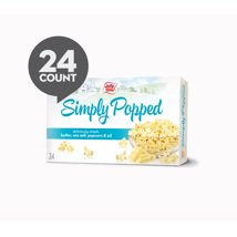 Microwave Popcorn: Jolly Time Simply Popped