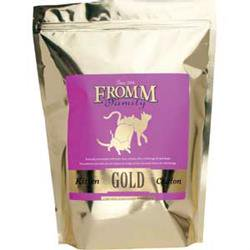 Fromm Gold Kitten Duck & Chicken Kitten Dry Cat Food, 2.5 Lb