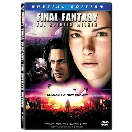 Final Fantasy: The Spirits Within (Special Edition) (Widescreen)