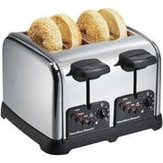 Hamilton Beach Classic Chrome 4 Slice Toaster, Model 24790