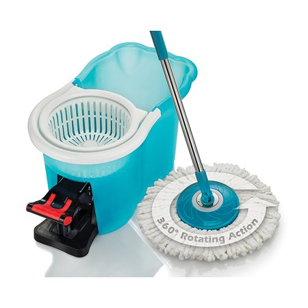 As Seen on TV Hurricane Cleaning Spin Mop and