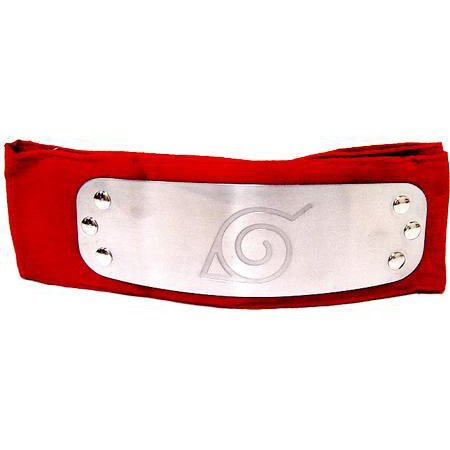 Naruto Rock Lee Head Band - Halloween Marching Band Songs