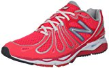 New Balance Women's W890v3 Running Shoe,Pink by
