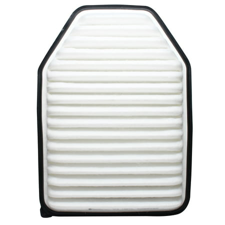 Replacement Engine Air Filter for Jeep - Compatible with 2016 Jeep Wrangler, 2017 Jeep Wrangler, 2015 Jeep Wrangler, 2014 Jeep Wrangler, 2010 Jeep Wrangler, 2012 Jeep