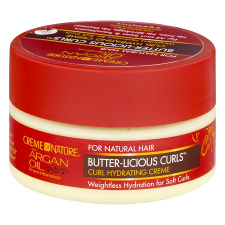 Creme Of Nature Butter-Licious Curls Hydrating Creme, 7.5