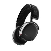 Refurbished SteelSeries 61505 Arctis 7 Wireless DTS Headphones Gaming Headset for PC and PlayStation 4, Black