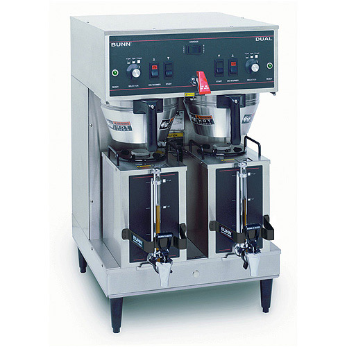 Bunn 20900 Dual Satellite Brewer With 1.